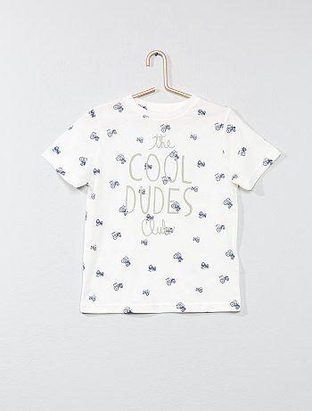 Tricot T-shirt - Kiabi