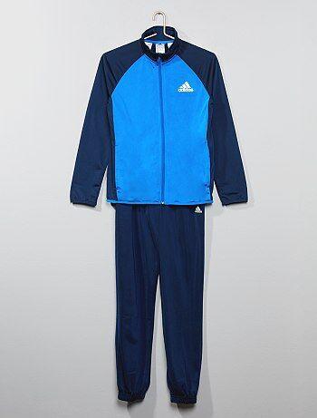 Jongenskleding 10-18 jaar - Tweedelig setje met broek en sweater van 'Adidas' - Kiabi