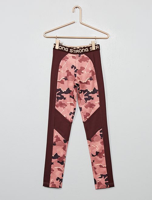 Tweekleurige sportlegging                                                     ROSE