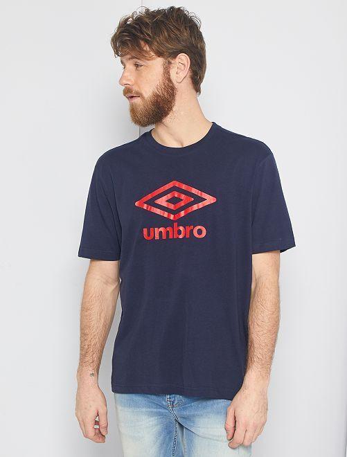 Umbro'-sportshirt                             BLAUW
