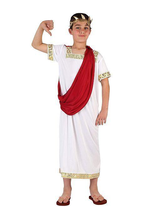Verkleedkleding Romein                             WIT