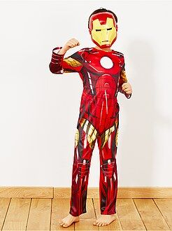 Kinder verkleedkleding - Verkleedkostuum 'Iron Man'