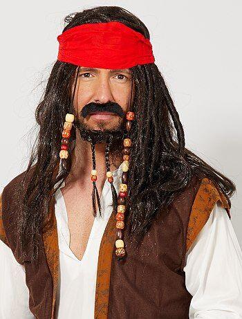 Accessoires - Verkleedkostuum piraat - Kiabi