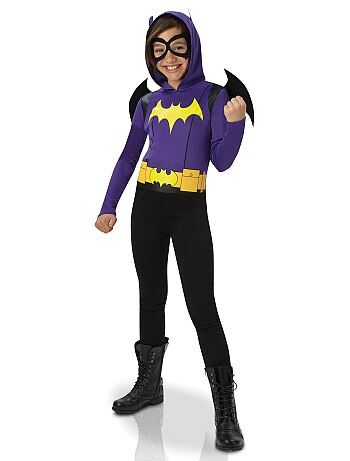Verkleedkostuum van 'Batgirl' - Kiabi