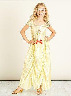 Kinder verkleedkleding - Verkleedkostuum van 'Belle' uit 'Belle en het Beest'