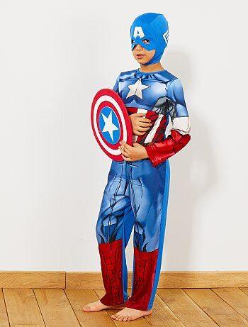 Verkleedkostuum van 'Captain America' - Kiabi