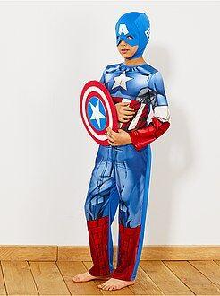 Verkleedkostuum van 'Captain America'