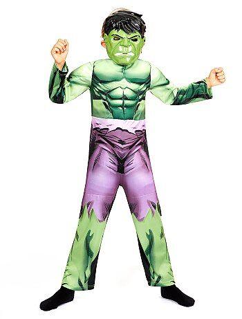 Verkleedkostuum van de 'Hulk' - Kiabi