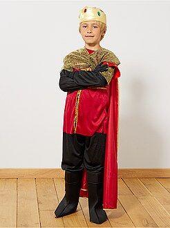 Kinder verkleedkleding - Verkleedkostuum van een ridder/koning