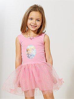 Kinder verkleedkleding - Verkleedkostuum van 'Frozen'