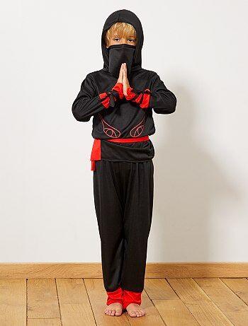 Verkleedkostuum van Ninja-krijger - Kiabi