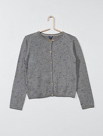 Fabulous Goedkoop trui, vest meisjes, trendy truien - mode Meisjes | Kiabi &BP37