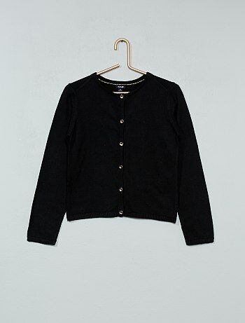 Vest van fijn tricot - Kiabi