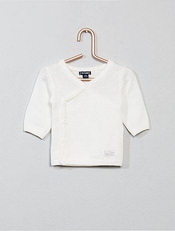 Vestje van fijn tricot - Kiabi