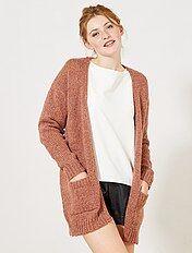 Vestje van tricot
