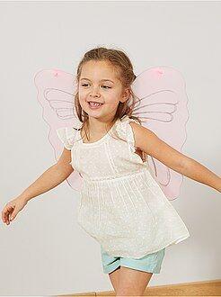Kinder verkleedkleding - Vlindervleugel