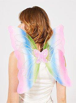 Dames verkleedkleding - Vlindervleugels voor volwassenen