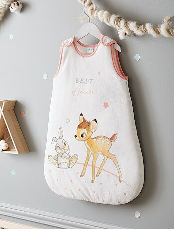 Warme babyslaapzak van 'Bambi' - Kiabi
