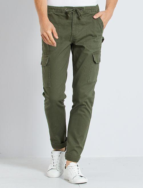 Workwear-broek                                                     groen