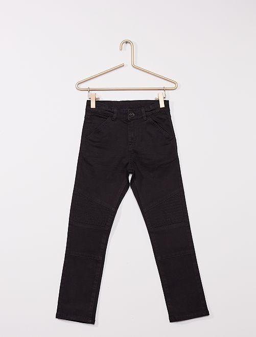 Zeer nauwsluitende/super skinny broek                                         zwart