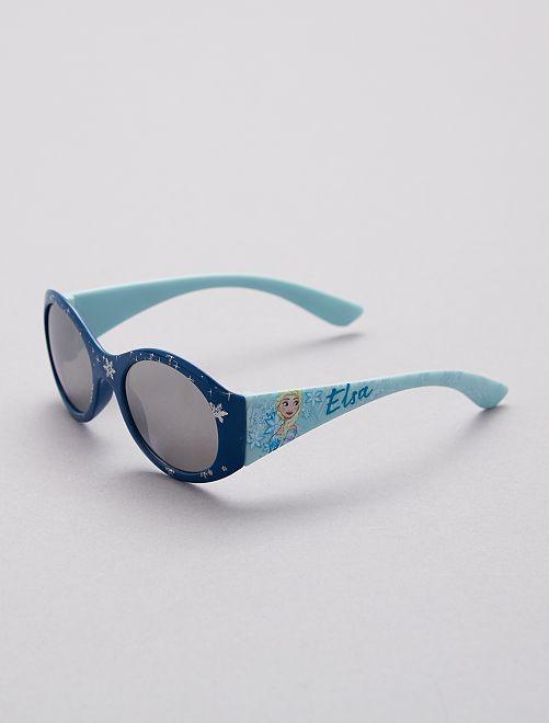 Zonnebril van 'Frozen'                             blauw Kinderkleding meisjes