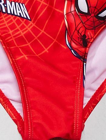 Spiderman Zwembroek.Zwembroek Van Spiderman Kinderkleding Jongens Rood Kiabi 7 00