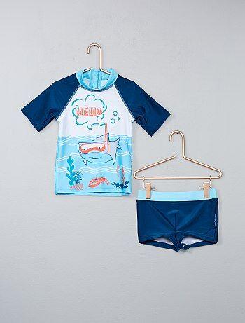 Zwempak met uv-bescherming van 'Petit Béguin' - Kiabi